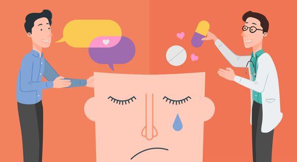 Diferencias entre un Psicólogo y un Psiquiatra
